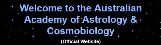 Australia cosmobiology