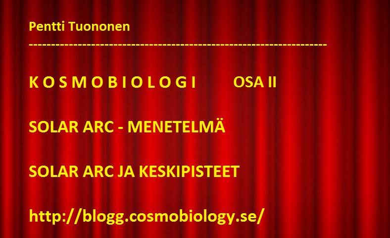 kosmobiologi osa 2